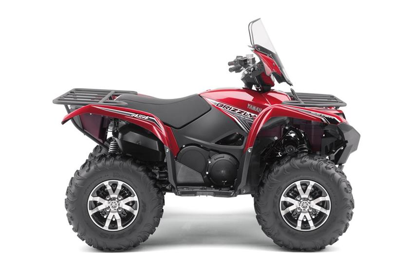 2017 Yamaha Grizzly EPS LE in Bemidji, Minnesota