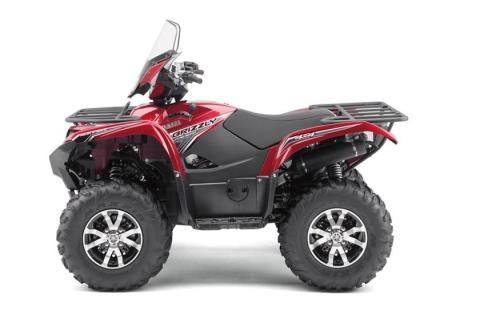 2017 Yamaha Grizzly EPS LE in Orlando, Florida