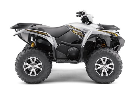 2017 Yamaha Grizzly EPS SE in Oakdale, New York