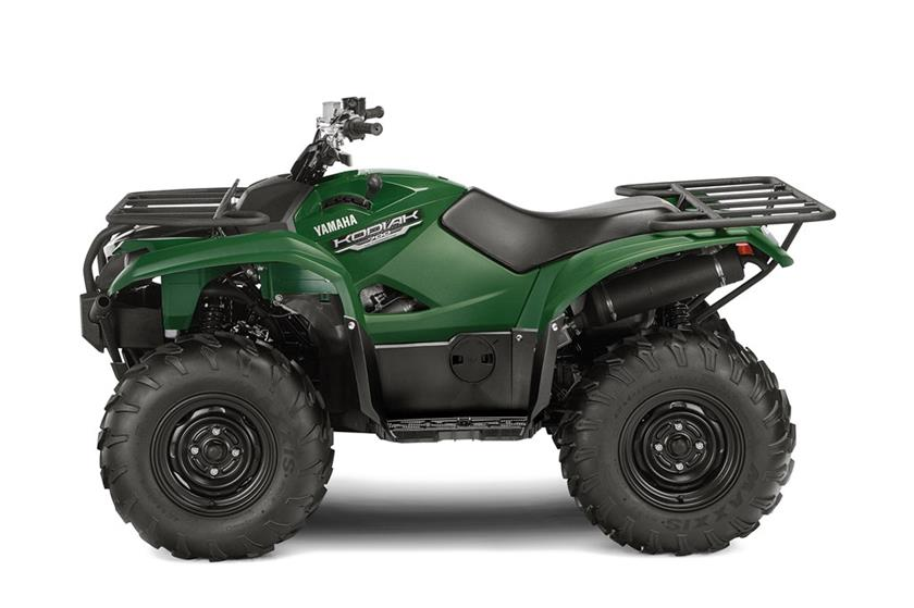 2017 Yamaha Kodiak 700 in Bemidji, Minnesota