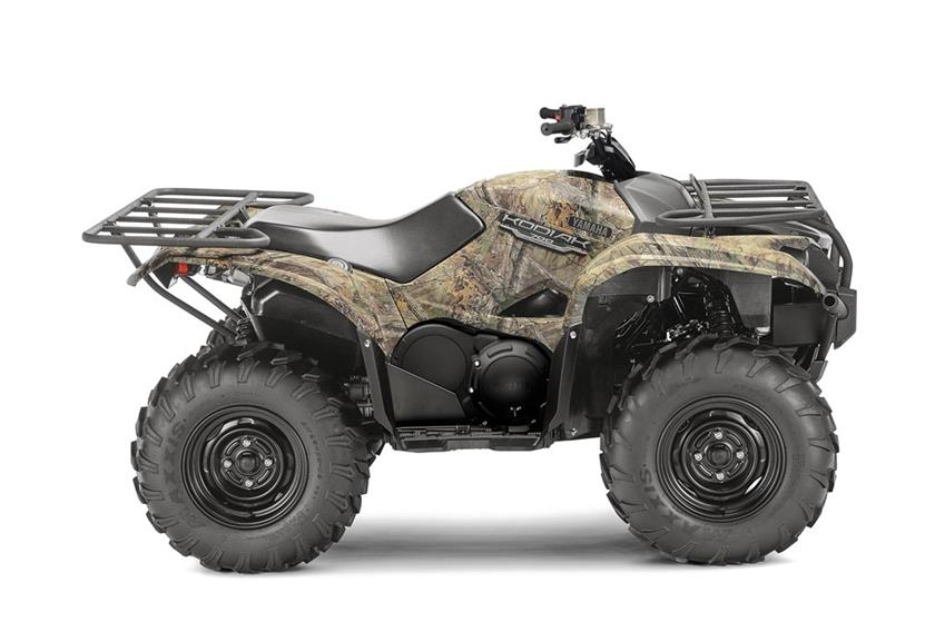 2017 Yamaha Kodiak 700 in Orlando, Florida