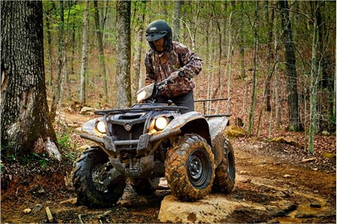 2017 Yamaha Kodiak 700 EPS in Orlando, Florida