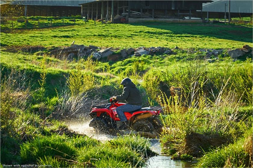 2017 Yamaha Kodiak 700 EPS in Oakdale, New York