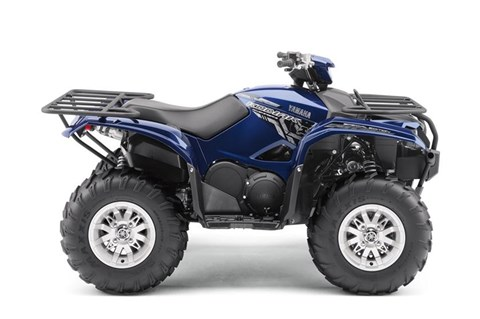 2017 Yamaha Kodiak 700 EPS SE in Menomonie, Wisconsin