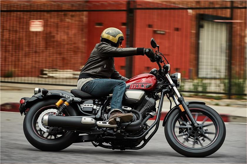 2017 Yamaha Bolt R-Spec in Clearwater, Florida