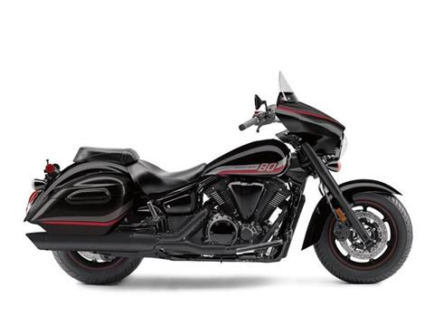 2017 Yamaha V Star 1300 Deluxe in Hendersonville, North Carolina