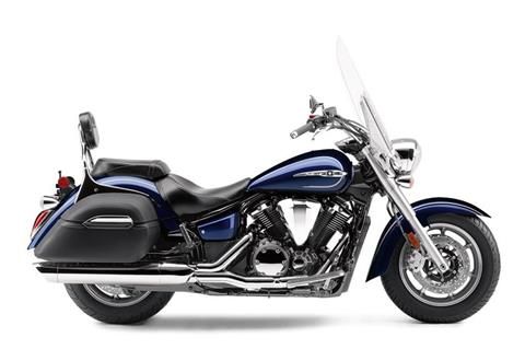 2017 Yamaha V Star 1300 Tourer in Hendersonville, North Carolina