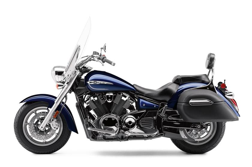 2017 Yamaha V Star 1300 Tourer in Orlando, Florida