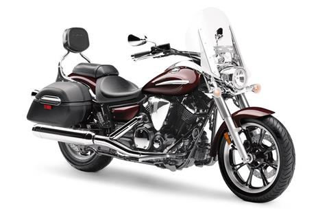 2017 Yamaha V Star 950 Tourer in Clearwater, Florida