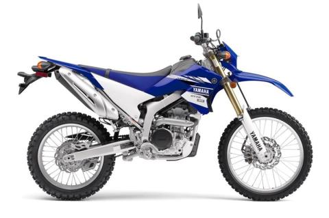 2017 Yamaha WR250R in Hendersonville, North Carolina