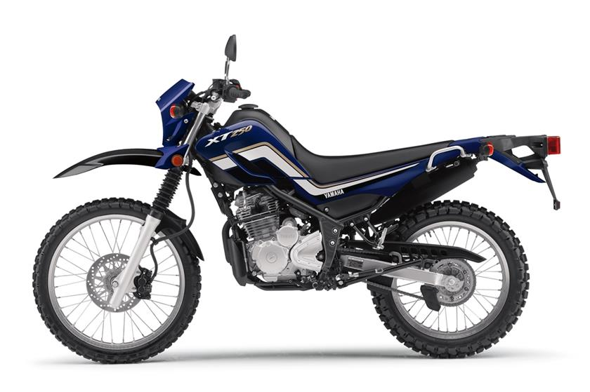 New 2017 yamaha xt250 motorcycles in knoxville tn stock for Honda and yamaha of knoxville
