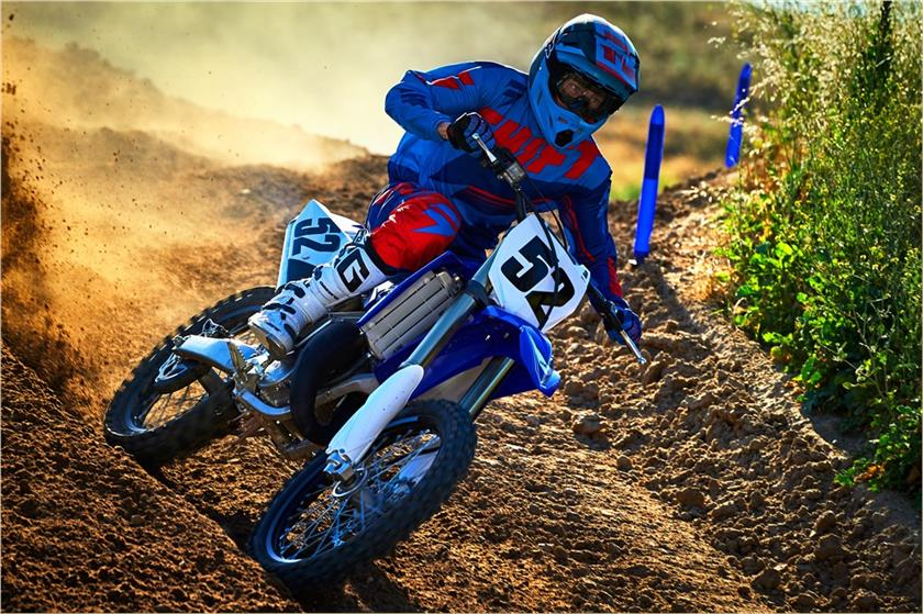 2017 Yamaha YZ125 in Clearwater, Florida