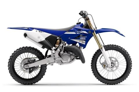 2017 Yamaha YZ125 in Manheim, Pennsylvania