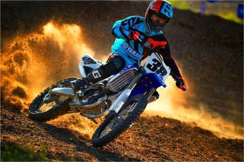 2017 Yamaha YZ250F in Clearwater, Florida