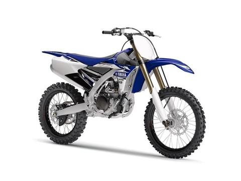 2017 Yamaha YZ450F in Hendersonville, North Carolina