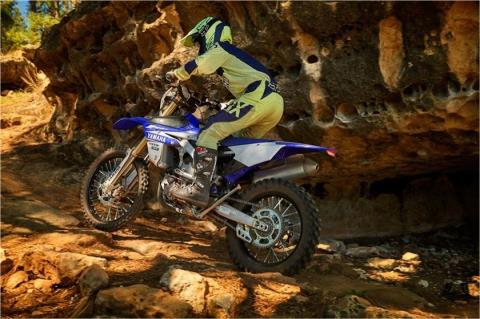 2017 Yamaha WR250F in Clearwater, Florida