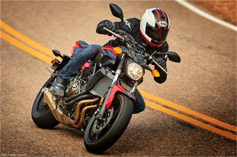 2017 Yamaha FZ-07 ABS in Clearwater, Florida