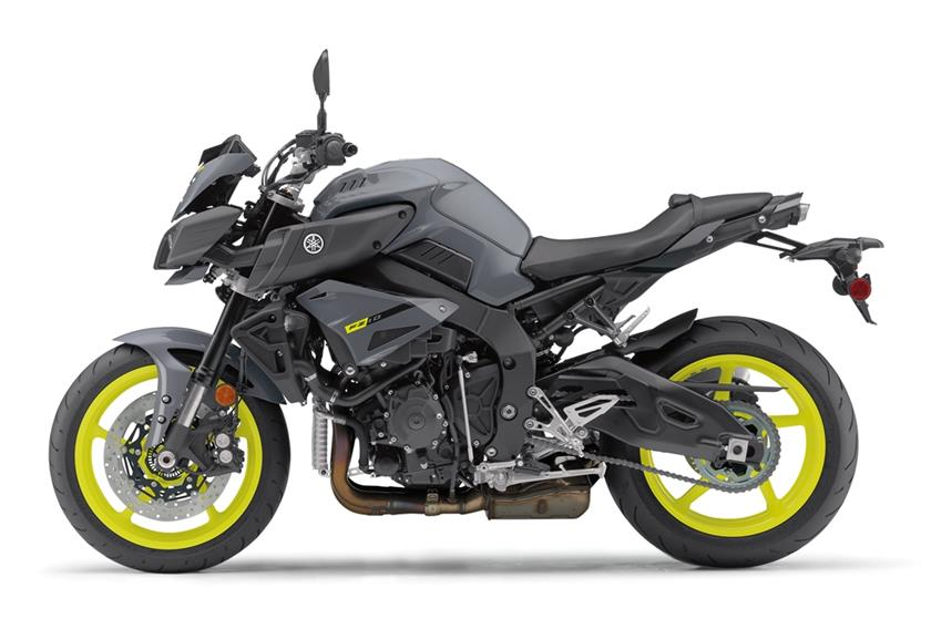 New 2017 yamaha fz 10 motorcycles in knoxville tn stock for Yamaha of knoxville