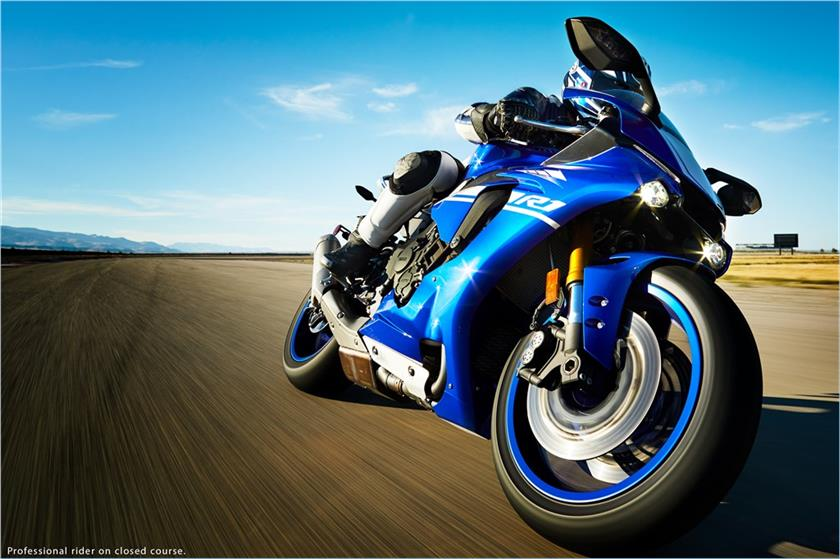 2017 Yamaha YZF-R1 in Clearwater, Florida