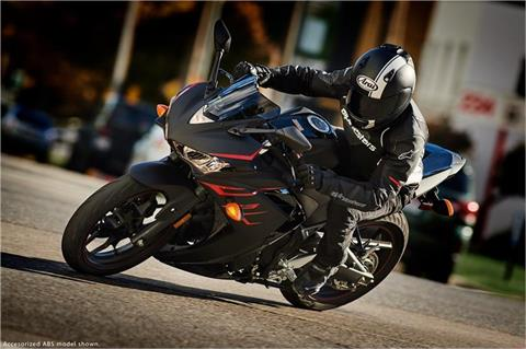 2017 Yamaha YZF-R3 in Clearwater, Florida