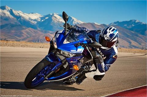2017 Yamaha YZF-R3 ABS in Clearwater, Florida