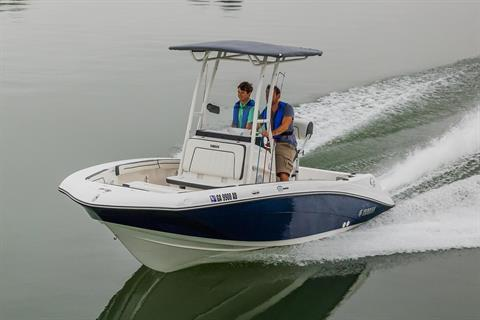 2017 Yamaha 190 FSH Sport in South Windsor, Connecticut