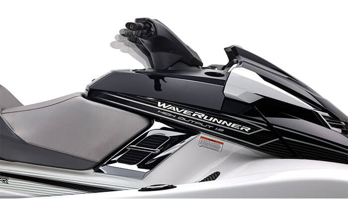 2017 Yamaha FX Cruiser HO in South Windsor, Connecticut