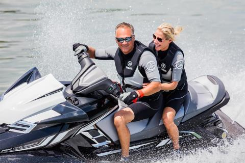 2017 Yamaha FX Cruiser SVHO in South Windsor, Connecticut