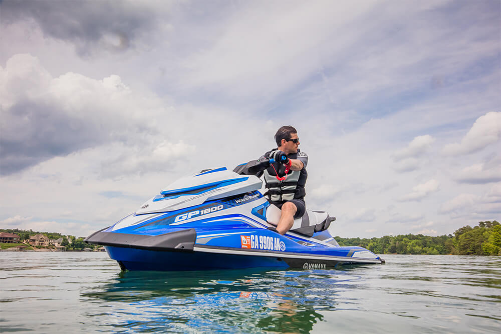 2017 Yamaha GP 1800 in South Windsor, Connecticut