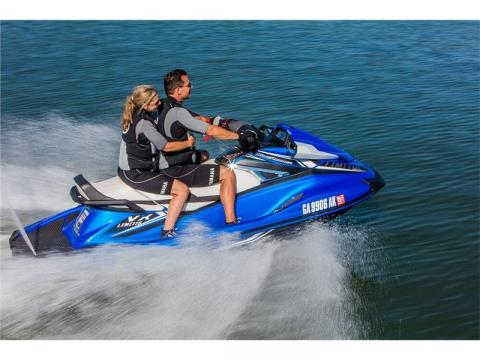 2017 Yamaha VX Limited® in Bemidji, Minnesota