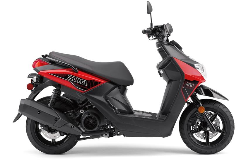 new 2017 yamaha zuma 125 scooters in humble tx. Black Bedroom Furniture Sets. Home Design Ideas