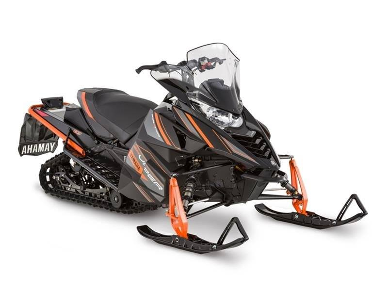 2017 yamaha srviper l tx dx snowmobiles laconia new for New yamaha snowmobile