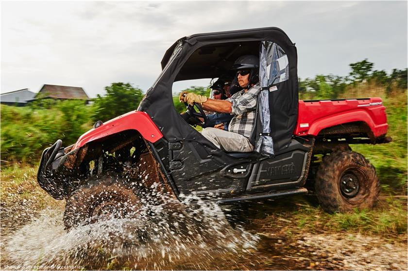 2017 Yamaha Viking EPS in Bemidji, Minnesota