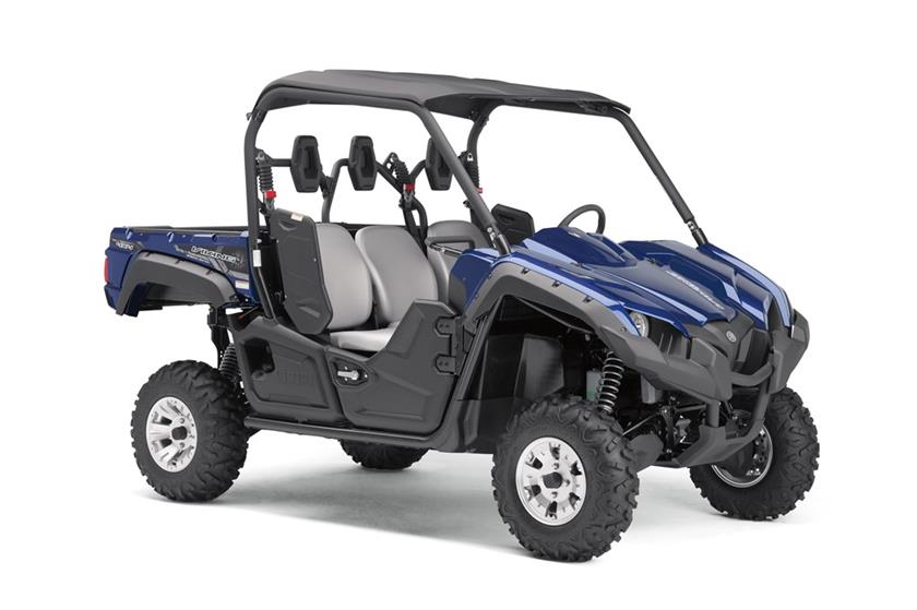 2017 Yamaha Viking EPS SE in Clearwater, Florida