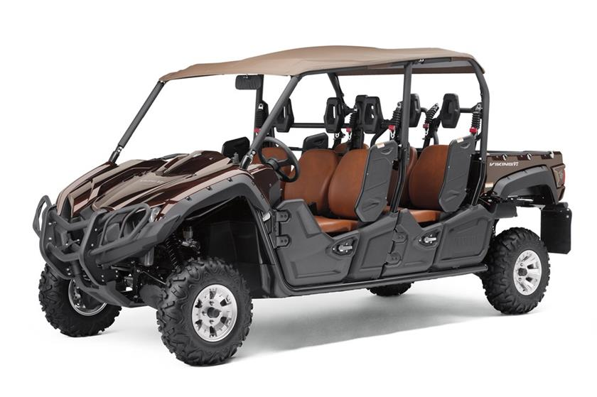 New 2017 yamaha viking vi eps ranch edition utility for Yamaha viking 3 seater