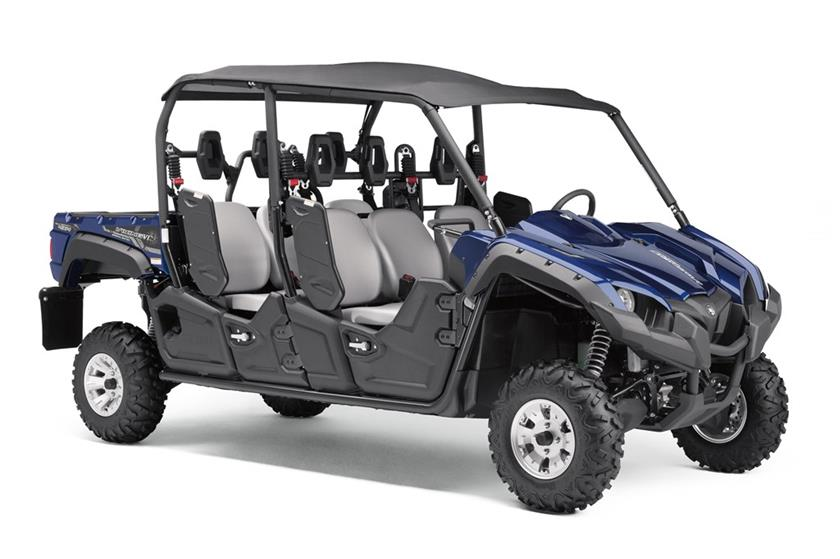 2017 Yamaha Viking VI EPS SE in Clearwater, Florida
