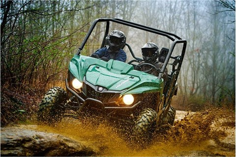 2017 Yamaha Wolverine in Clearwater, Florida
