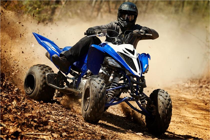 2018 Yamaha Raptor 700R in Orlando, Florida