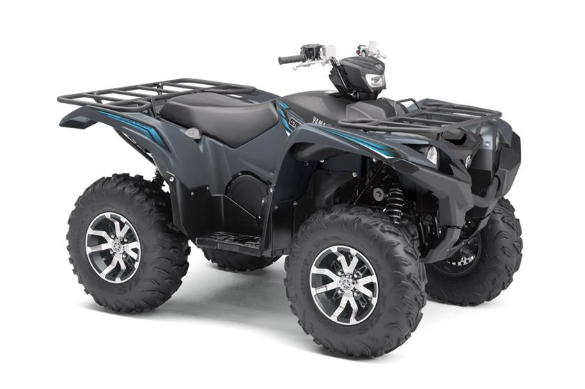2018 Yamaha Grizzly EPS SE in Orlando, Florida