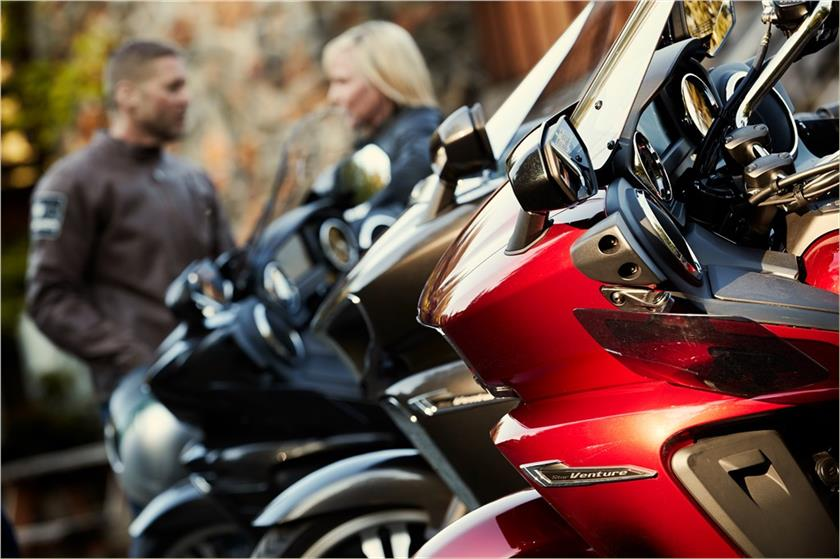 2018 Yamaha Star Venture with Transcontinental Option Package in Orlando, Florida