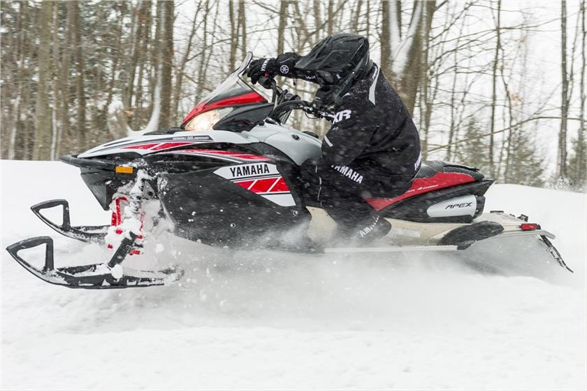 2018 yamaha apex x tx le 50th snowmobiles brighton for 2018 yamaha snowmobiles