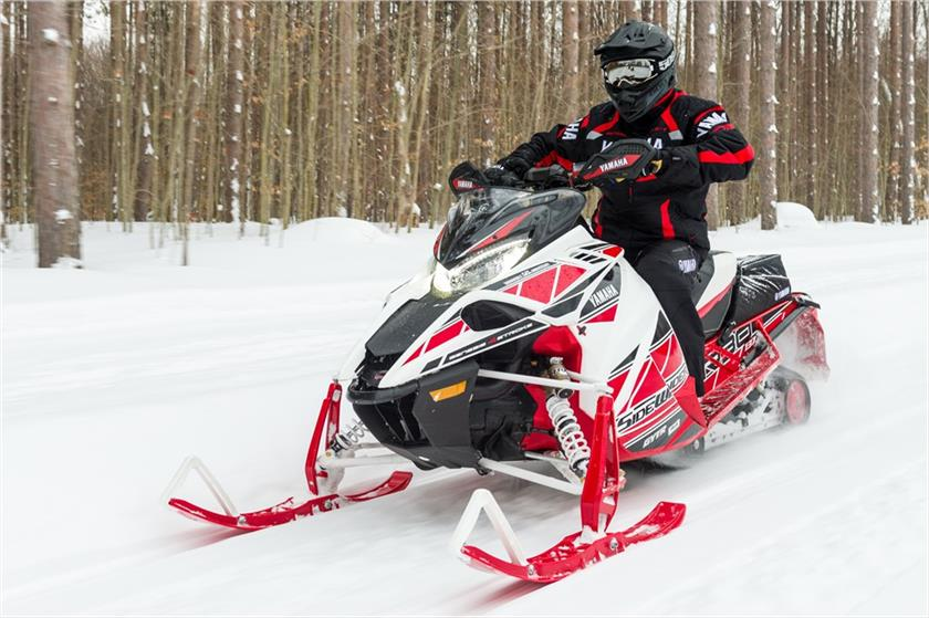 2018 yamaha sidewinder l tx le 50th snowmobiles brighton for 2018 yamaha snowmobiles