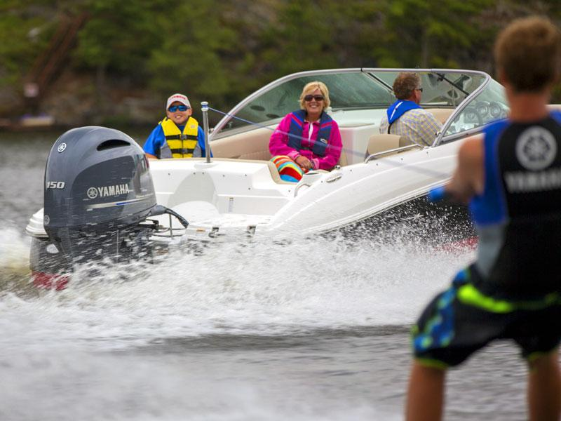 2017 Yamaha F150LB in South Windsor, Connecticut