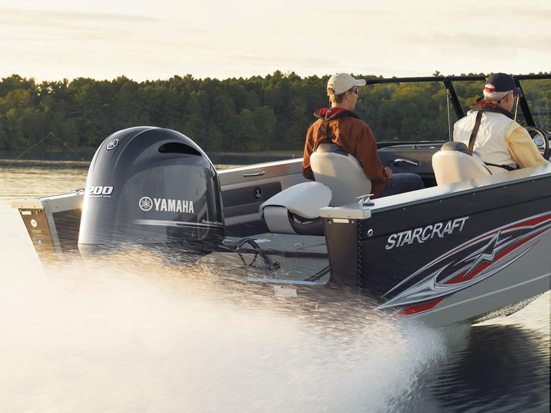 2017 Yamaha F200XB in South Windsor, Connecticut