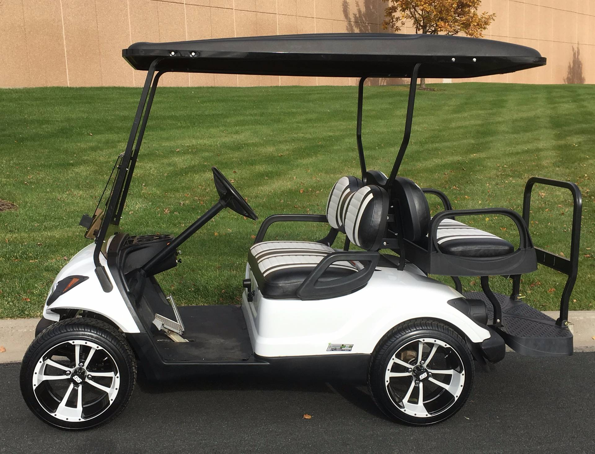 2012 Yamaha Golf Cart model Number Ydre Manual